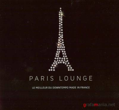VA - Paris Lounge (2CD) (2009)