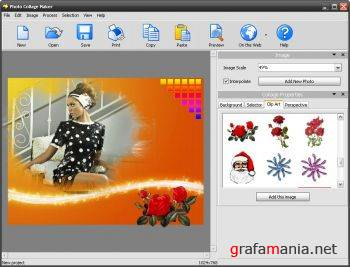 AMS Software Photo Collage Maker 1.95