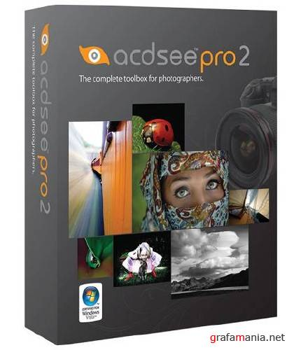 ACDSee Pro 2.5.363 Final RUS for Windows 7, Vista, XP