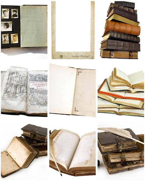 Awesome SS - Ancient books