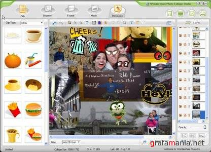 Picture Collage Maker 2.0.7 Build 2267