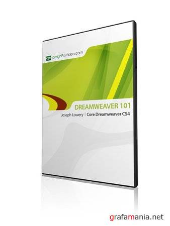 Design ProVideo - Dreamweaver CS4 101 (���������)