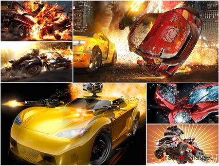 Cars From Games Exclusive HDTV (1080p) Wallpapers