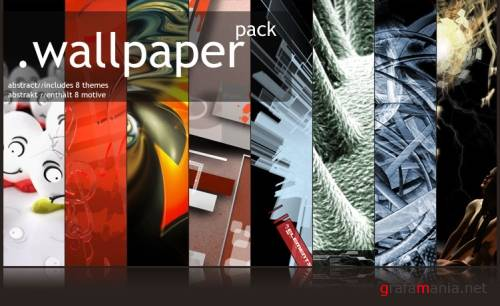 Abstraction Wallpaper Pack
