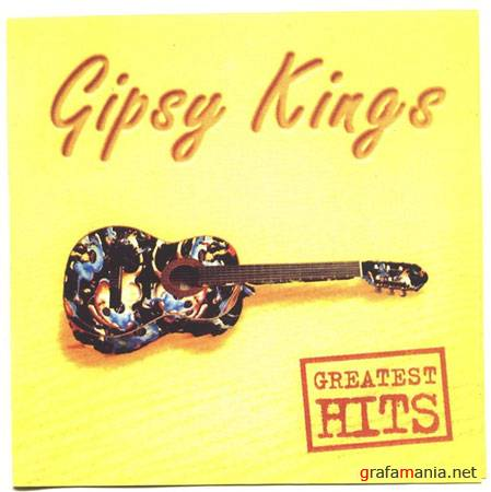 Gipsy Kings - Greatest Hits (mp3) 1994