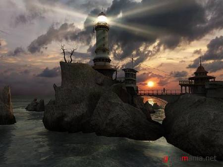 Lighthouse Point 3D Скринсейвер