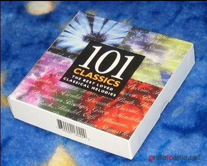 101 ���������� ���������� ������������ ������ / 101 Classics: The Best Loved Classical Melodies(APE)