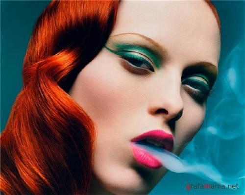 Glamour photos by Solve Sundsbo