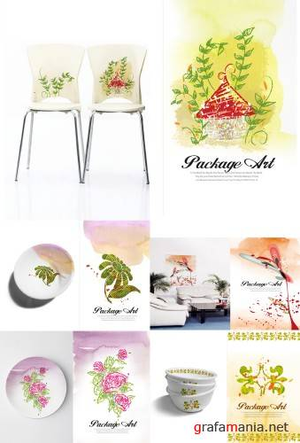 PSD templates - Package Art(3)