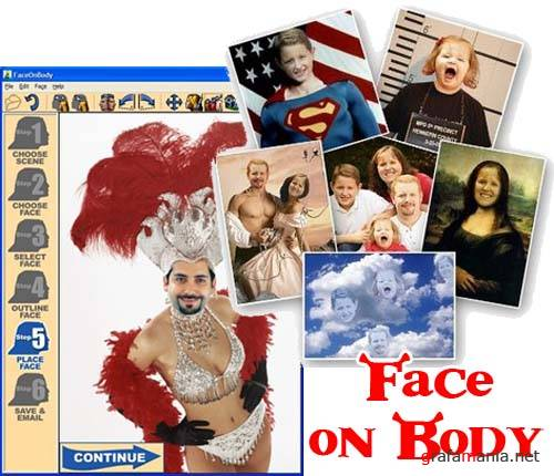 FaceOnBody Pro 2.40rus