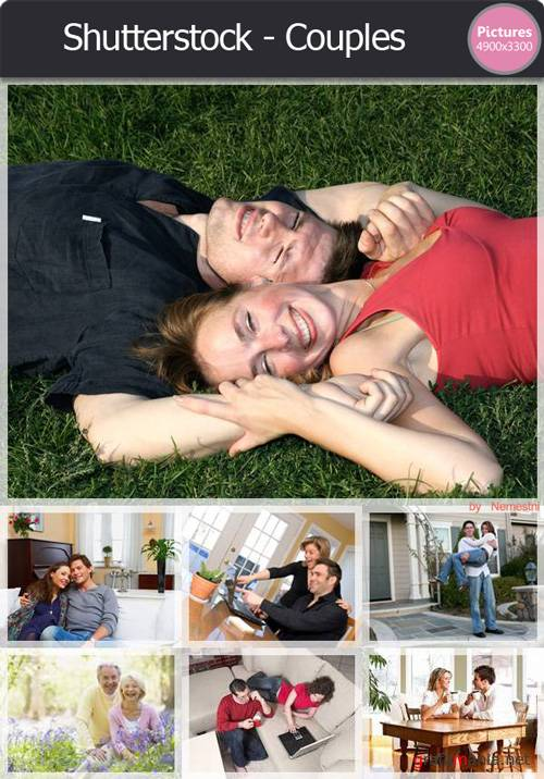 Shutterstock - Couples