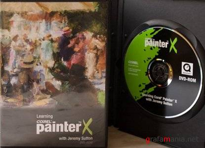 Learning Corel Painter X with Jeremy Sutton (Видеоурок)