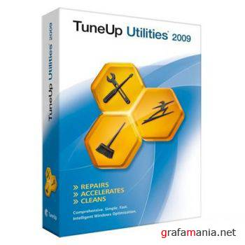 TuneUp Utilities 2009 v8.0.3100.31