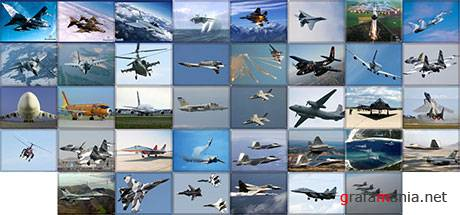 Aircrafts Desktop Wallpapers
