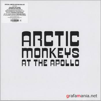 Arctic Monkeys - At The Apollo - 2009