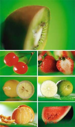 Colorful Fruits HQ Stock Photos
