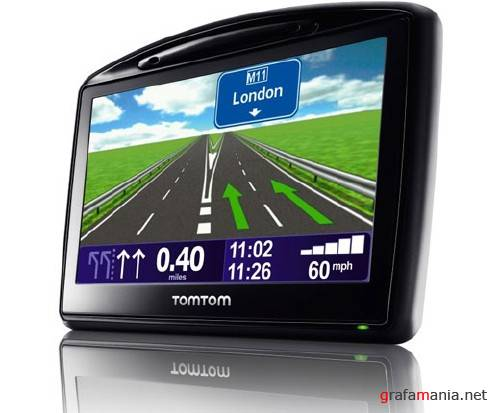 TomTom : Western and Central Europe 2GB 830.2306