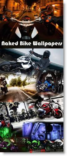Naked Bike Wallpapers Pack