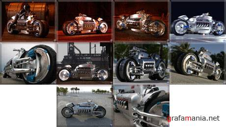 Dodge Tomahawk Desktop Wallpapers