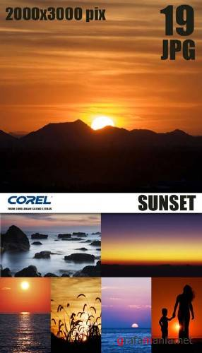 Corel Gallery - SUNSET