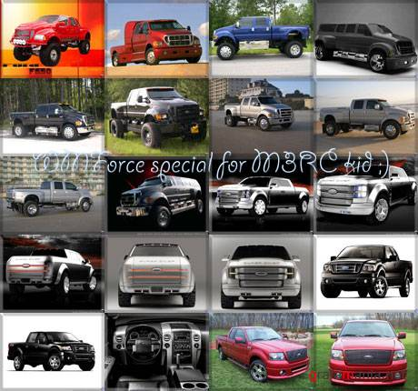 Ford Trucks Desktop Wallpapers