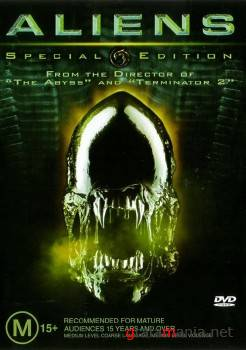 ����� (���. ������) / Aliens (DC) (1986) 720p HDTVRip