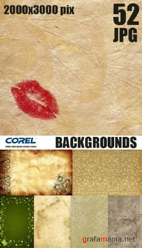 Corel Gallery - BACKGROUNDS