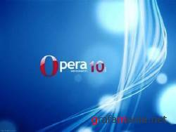 Opera Turbo 10.0 Build 1551