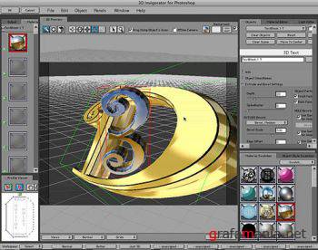 Zaxwerks 3D Invigorator 4.9.0 plugin for Photoshop