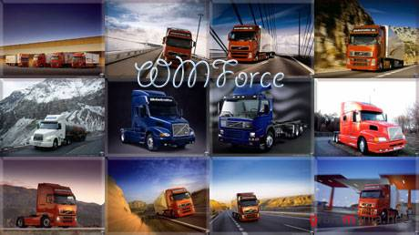 Volvo Trucks Desktop Wallpapers