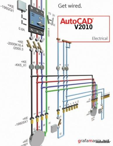 AutoCAD Electrical  Russian (32 / 64bit)