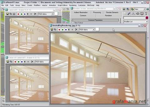 3DS Max and VIZ for Architects (���������)