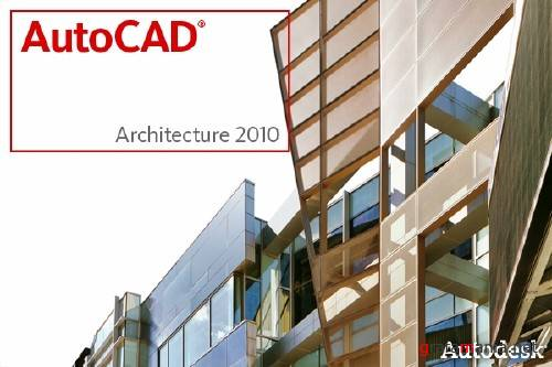 Autodesk AutoCAD Architecture 2010 Russian x86 x64 (2xDVD RETAIL ISO)