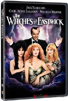 Иствикские Ведьмы / The Witches of Eastwick (1987) 720p HDTVRip