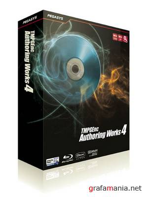 TMPGEnc Authoring Works 4.0.4.24+Rus