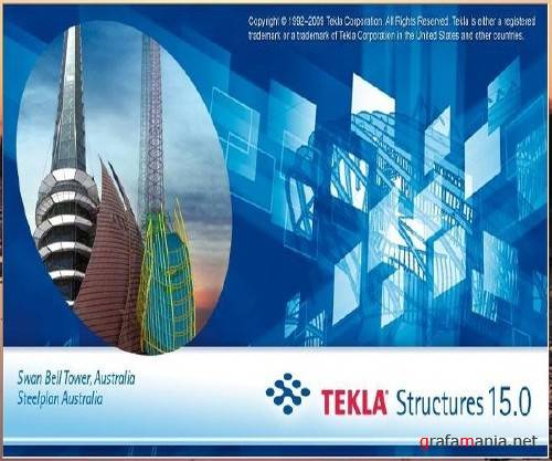Tekla Structures v15.0 SR1 Multilingual (2009)
