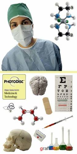 Medicine & Technology - HQ Stock Photos