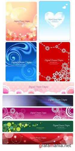 Vector Banners Collection #27062009