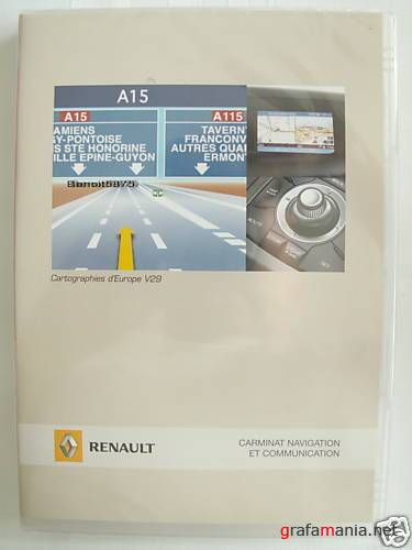 Renault / Nissan Eastern and Western Europe DVD 2009/2010 v29