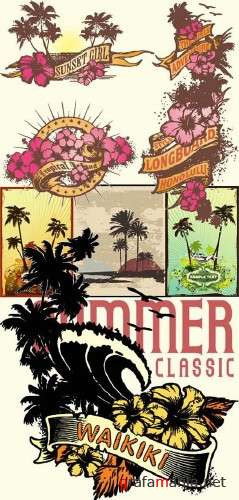Summer Classic - Vector Mix #29062009