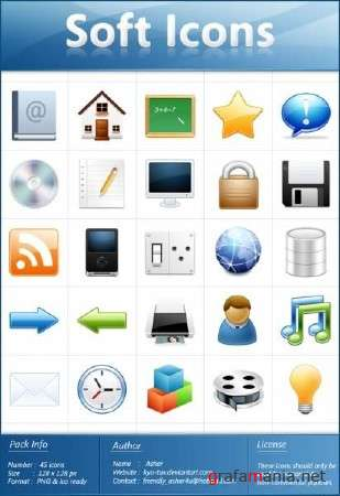Soft Icons Pack