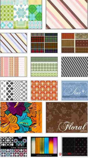 Patterns pack for Photoshop