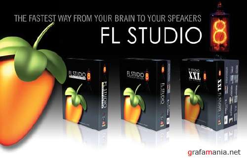 Fruity Loops Studio Producer Edition XXL 8.0.0 (Fixed)