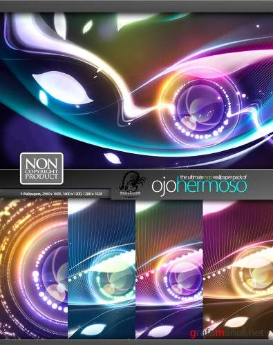 The Ultimate Ojo Hermoso Wallpaper Pack