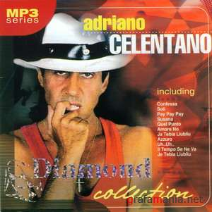 Adriano Celentano - Diamond Collection (1970 - 2006)