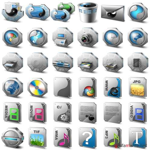 Fortunebox Icons