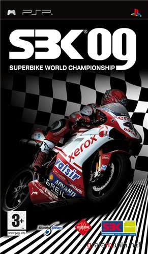 SBK 09: Superbike World Championship(2009/ENG) для PSP