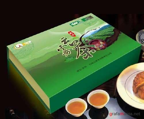Chinese Tea Tradition PSD