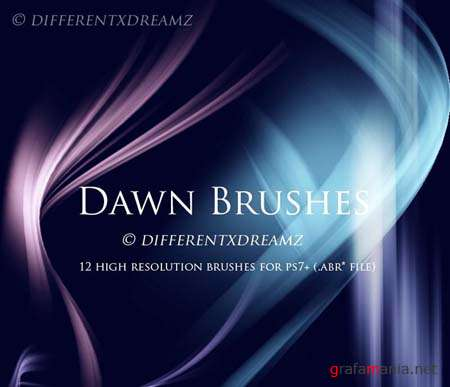 Dawn Photoshop Brushes
