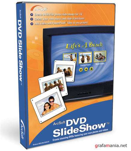 ArcSoft DVD SlideShow v1.1.0.24